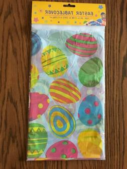 1 EASTER SPRING Party Decoration Plastic EASTER EGG Table Co