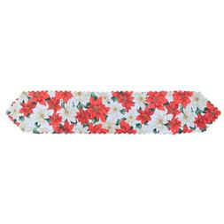 1 Pc Tablecloth Printed Cotton Decorative Table Cover Runner
