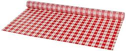 Hoffmaster 114001 Plastic Tablecover Roll, 300' Length x 40""
