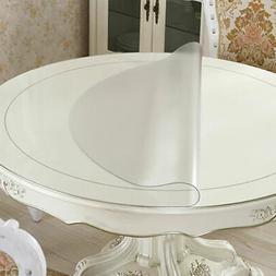 24 1 5mm waterproof pvc clear tablecloth