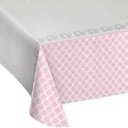 Creative Converting 316946 All Over Print Plastic Tablecover