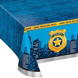 Creative Converting 329391 All Over Print Plastic Tablecover