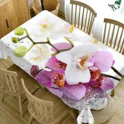 3D Tablecloth Mat Table Cover Cloth Restaurant Party Kitchen