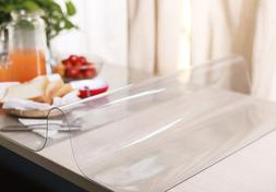 40x60 inch clear table cover protector 1