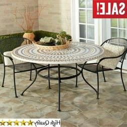 48 inches Custom Fit Elastic Round Table Cover For Home And
