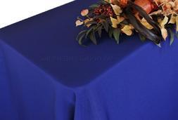 "Wedding Linens Inc. 54"" x 96"" Rectangular Polyester Tableclo"