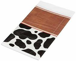 Amscan 571892 Party Supplies Yeehaw Plastic Table Cover 54""