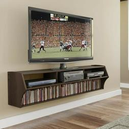 """58"""" Altus Floating TV Stand Wall Mounted Console LCD/LED w/A"""
