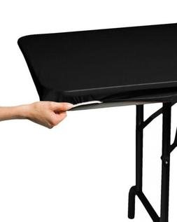 701000 stay put plastic table cover 29