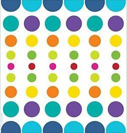 Creative Converting 725834 Border Print Plastic Table Cover,