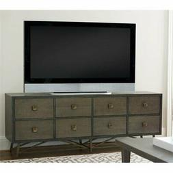"""Beaumont Lane 78"""" TV Stand in After Midnight"""