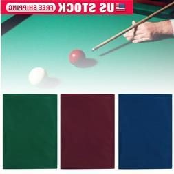 7ft 8ft Billiard Table Pool Table Cloth Felt Snooker Table A