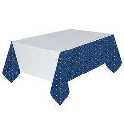 BABY SHOWER Twinkle Twinkle Little Star PAPER TABLE COVER ~