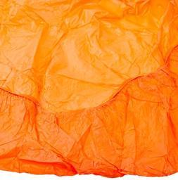 Kwik-Covers 60Pk-O 60 Inch Round Packaged Kwik Cover Orange-