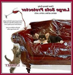 LAMINET - Clear Furniture Protectors - Slipcovers Elastic Co
