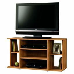 """Sauder 412995 Beginnings TV Stand For 42"""""""", Highland Oak fin"""