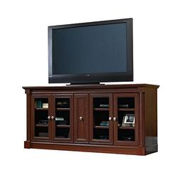 """Sauder 415025 Credenza for TVs up to 70"""" Select Cherry Finis"""