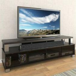 Sonax B-003-RBT Bromley TV Stand, Ravenwood Black