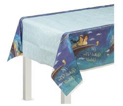 Aladdin Magic Carpet Paper Table Cover Birthday Decoration P