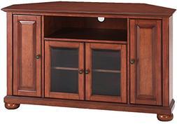 Crosley Furniture Alexandria 48-inch Corner TV Stand - Class