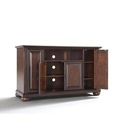 Crosley Furniture Alexandria 48-inch TV Stand - Vintage Maho