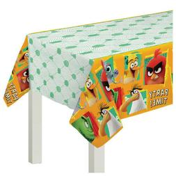Angry Birds 2 Plastic Table Cover ~ Kids Birthday Party Deco