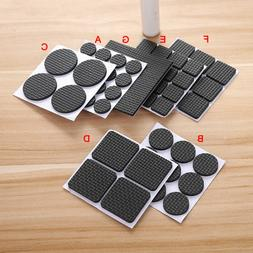 Anti-Slip Table Leg Pad Cover Non-Skid Sofa Chair Feet Mat F