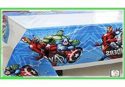 AVENGERS Movie Party disposable table cover,Party tableware,
