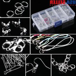 Box Packed Jewelry Making Starter Kit Set Jewelry Findings S