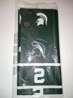 BRAND NEW Creative Converting Michigan State Spartans Plasti