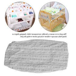 Breathable Baby Changing Table Pad Cover Newborn Infant Urin
