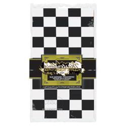 Beistle Checkered Tablecover