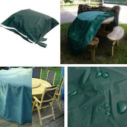 Classic Veranda Round Patio Bistro Table and Chair Set Cover
