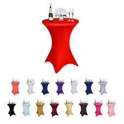 Cocktail Spandex Table Cover For Wedding Party Banquet Event