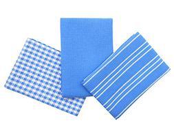 Mia'sDream Cotton Kitchen Dish Towel, Ring Spun Cotton in Cl