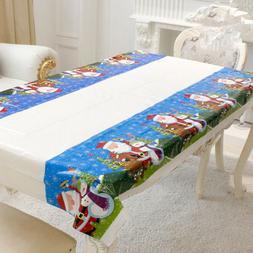 Creative Oilproof Christmas Tree/Snowman/Santa/Xmas Bell <fo