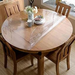 OstepDecor Custom 2mm Thick Crystal Clear Table Top Protecto