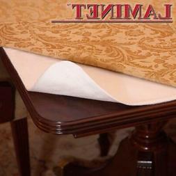 """LAMINET Deluxe Cushioned Heavy Duty Table Pad, 52"""" x 108"""","""