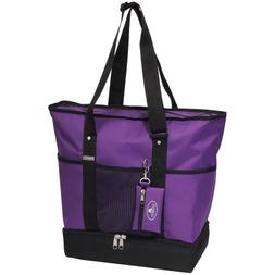 deluxe sporting tote