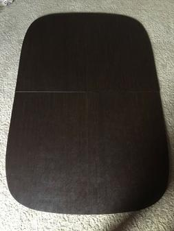 "Dining Table Pad Cover Protector 66"" x 43"" Felt Vinyl Mitere"