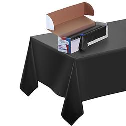 Disposable Table Cover: Durable Plastic Indoor/Outdoor Table