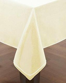 Elaine Karen Deluxe Collection Duty Tablecloth Protector, 60