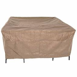 essential square patio table chair set cover