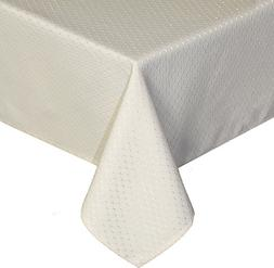 UFRIDAY Rectangle Tablecloth Fabric Water-Repellent, Spill P