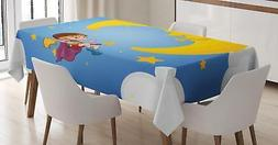 Explore Tablecloth Ambesonne 3 Sizes Rectangular Table Cover