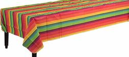 Cinco De Mayo Fiesta Flannel-Backed Vinyl Table Cover | Part