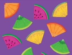Fresh Fruits Tablecover