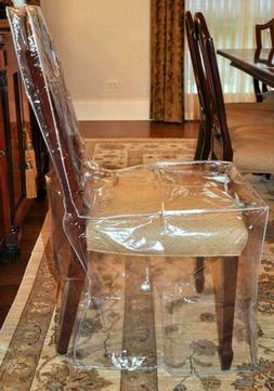 Furniture Protector Dining Room Chair Heavy Duty Glass Clear