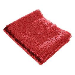 Glitter Sparkly Sequin Table Runner Tablecloth Table Cover W