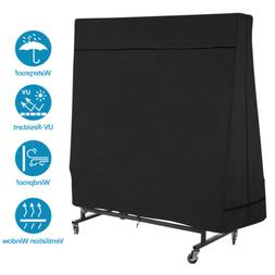 Heavy Duty Waterproof Ping Pong Table Tennis Table Cover Ful